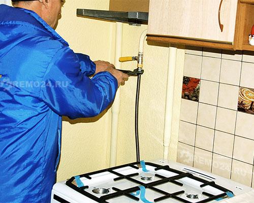 Ремонт газовая плита алеся